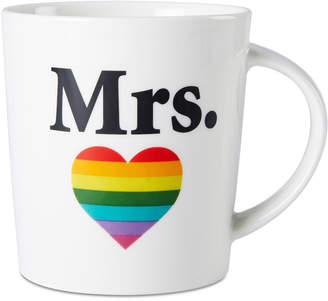 Pfaltzgraff Mrs. Heart Mug, Created for Macy's