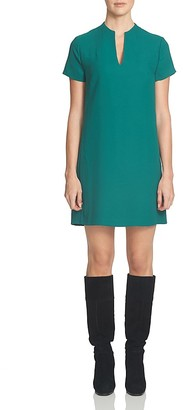 1.STATE V-Neck Shift Dress $129 thestylecure.com