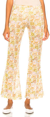 Acne Studios Floral Flare