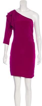 Diane von Furstenberg Silk Mini Dress