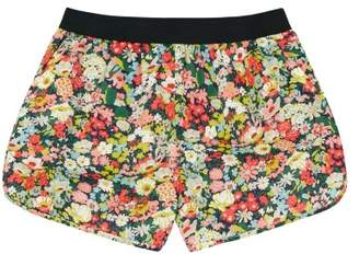 Bonton Sale - Naples Floral Liberty Shorts