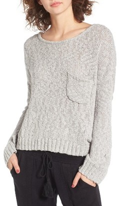 Women's Roxy Don'T Think Twice Sweater $69.50 thestylecure.com