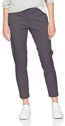 Sisley Women's Trousers Slim Trouser,(Manufacturer Size: IT 46)