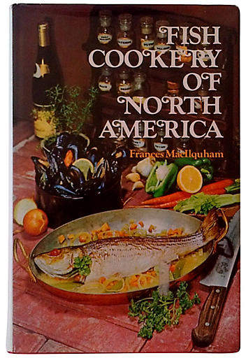 One Kings Lane Vintage Fish Cookery of North America - The Montecito Collection