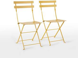 Pottery Barn Fermob Bistro Chair - Set of 2