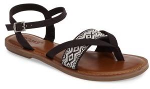 Women's Toms Lexie Sandal $68.95 thestylecure.com