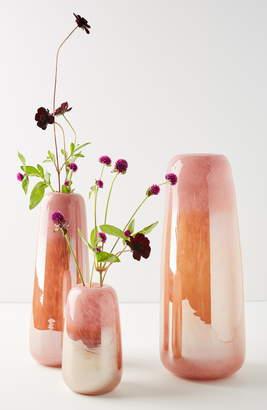 Anthropologie Soren Glass Vase