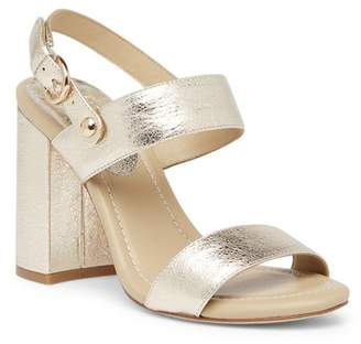 Joie Lakin Metallic Leather Sandal
