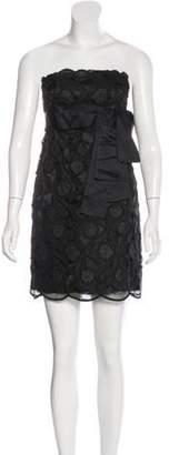 Marc Jacobs Cutout Strapless Dress w/ Tags Black Cutout Strapless Dress w/ Tags