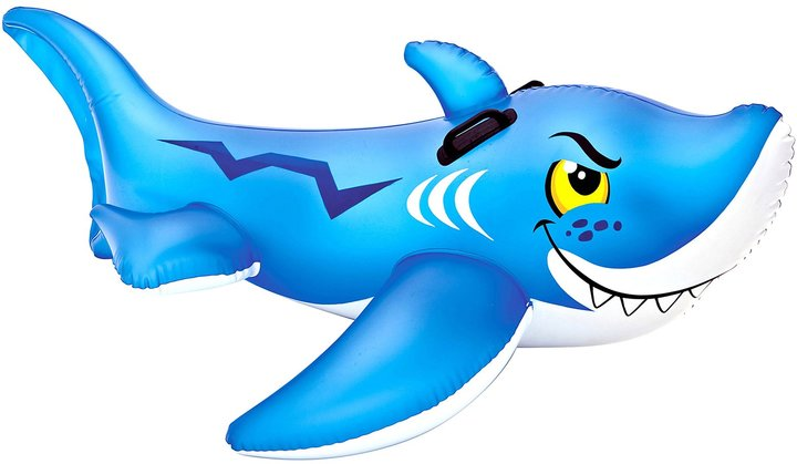 Intex Friendly Shark Ride-On