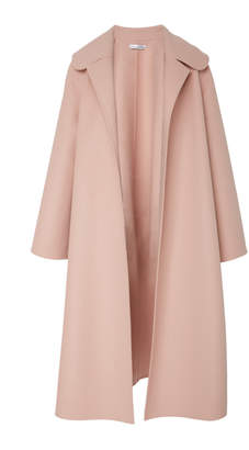 Oscar de la Renta Draped Coat