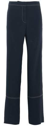 Stella McCartney Silk Wide-Leg Pants