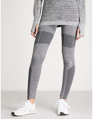 Eleven Paris BY VENUS Seamless Smooth stretch-knit leggings