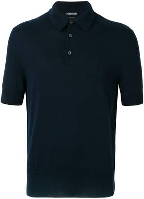 Tom Ford short sleeved polo shirt