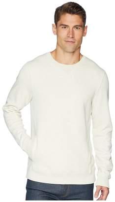 Scotch & Soda Club Nomade Easy Crew Neck Sweatshirt w/ Pockets in Regular Fit Men's Clothing