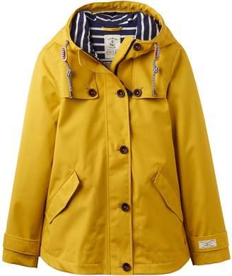 3d3714a8d Next Womens Joules Gold Waterproof Hooded Coast Jacket