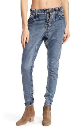 One Teaspoon Super Tough Button Fly Jeans