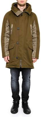 Yves Salomon Long Parka With Hood