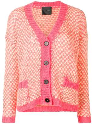 Roberto Collina V-neck button cardigan
