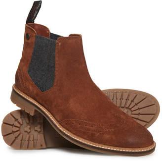 Superdry Brad Brogue Chelsea Boot
