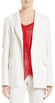 Women's Boss Jalisia Jacket $945 thestylecure.com