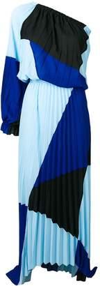 Just Cavalli colour block dress
