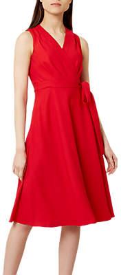 Hobbs Andie Dress, Red