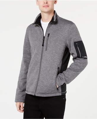 Calvin Klein Men Sweater Fleece Jacket