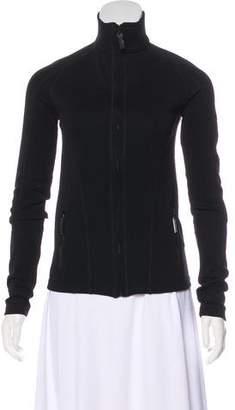Burberry Casual Zip-Up Jacket