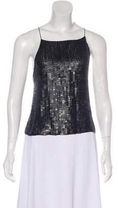 DKNY Sequined Sleeveless Top