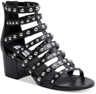 Steve Madden Mania Block Heel Gladiator Sandals
