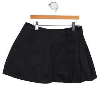 Christian Dior Girls' Mini Skirt