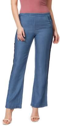 Dex Classic Wide-Leg Pants
