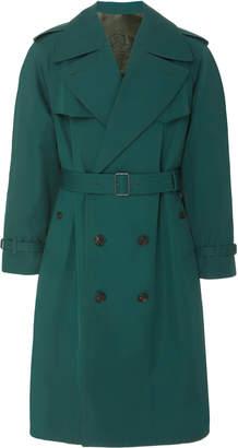 Burberry Cotteridge Belted Cotton-Gabardine Trench Coat