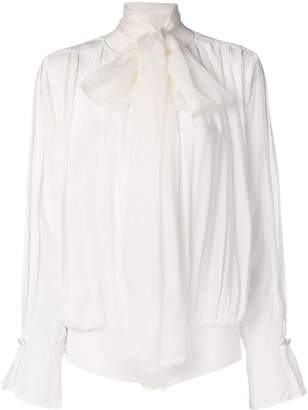 Elisabetta Franchi loose fitted blouse