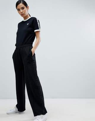 Fred Perry Wide leg Tracksuit Pant
