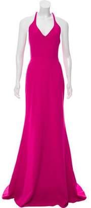 Calvin Klein Collection Sleeveless Maxi Dress