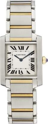 Cartier Tank Francaise W51006Q4