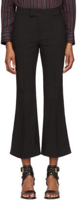 Isabel Marant Black Lyre Trousers
