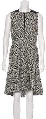 Akris Punto Sleeveless Midi-Dress