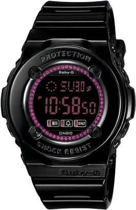 Casio Women's BG1300MB-1 Baby-G Shock Resistant Digital Sport Watch