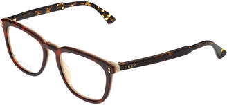 Gucci Men's Gg0126o-30001534008 55Mm Optical Frames