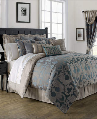 Waterford Reversible Chateau 4-Pc. Comforter Sets