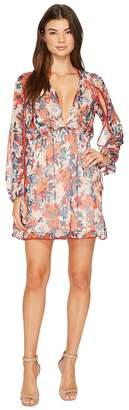 Adelyn Rae Elise Shirtdress Women's Dress