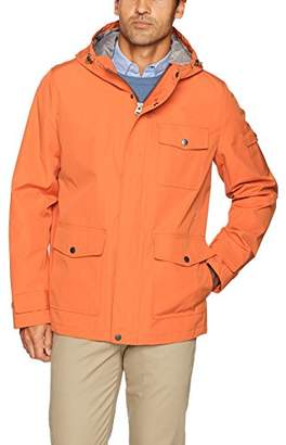 Dockers Thorn Trail Cloth Waterproof Rain Slicker Jacket