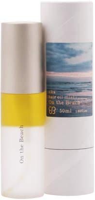 uka Hair Oil On the Beach with UV Protection