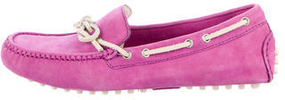 Cole Haan Cole Haan Suede Round-Toe Loafers