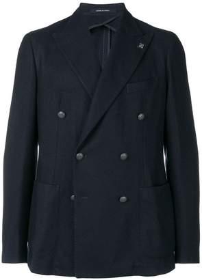 Tagliatore Montecarlo double-breasted blazer