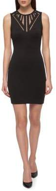Guess Sleeveless Bodycon Dress