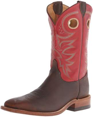 Justin Boots Men's 11 Inch Bent Rail Riding Boot